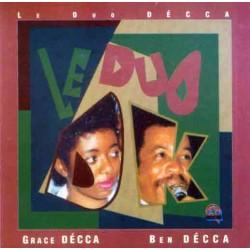 Décca Ben & Décca Grâce - Album Le duo titre à 0,99€