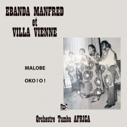 Ebanda Manfred et Villa Vienne - Malobe