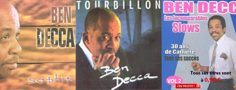 Bendecca_albums